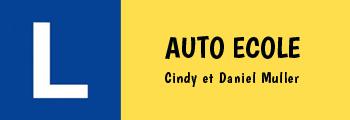 logo Auto Ecole Muller